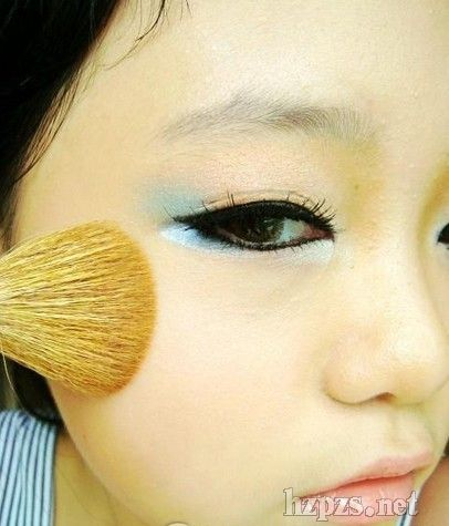 中国归类早龄化严重小学生不化妆受排挤-韩国知识小学语文化妆图片