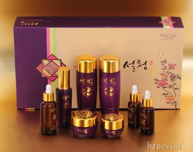 韩国化妆品原装进口植物美白/保湿乳液