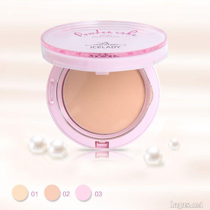 伊兰缇珍珠肌透润塑颜粉饼