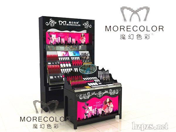 魔幻色彩美少女系列低价位彩妆形象柜台