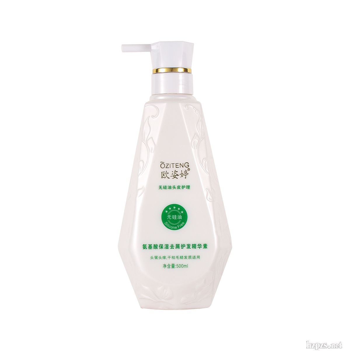 欧姿婷无硅油氨基酸保湿护发素