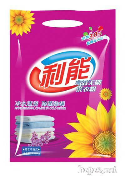 利能无磷洗衣粉