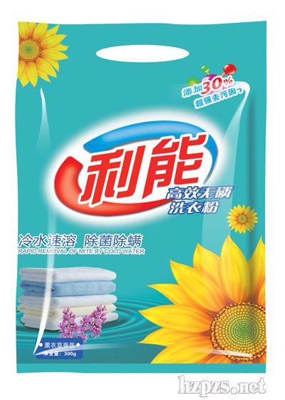洗衣粉、洗衣液