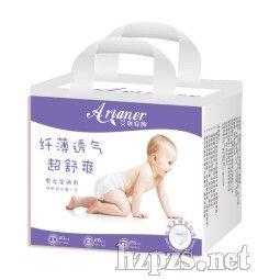 艾瑞安娜Arianer超薄干爽婴儿拉拉学步裤